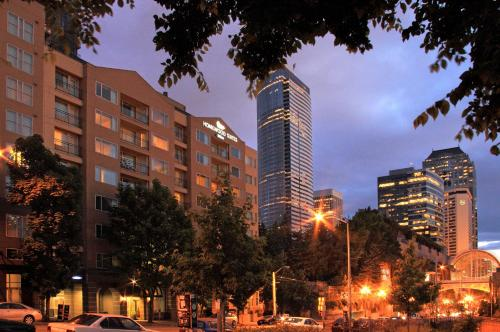Homewood Suites by Hilton-Seattle Convention Center-Pike Street impression