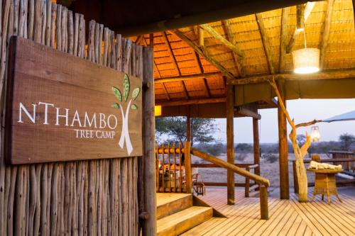 nThambo Tree Camp Photo