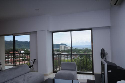 Lujoso Condominio 8vo Piso, Jaco Bay Photo