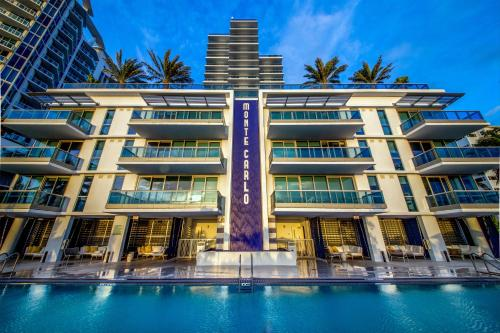 Mare Azur Miami Luxury Apartments by Monte Carlo Photo