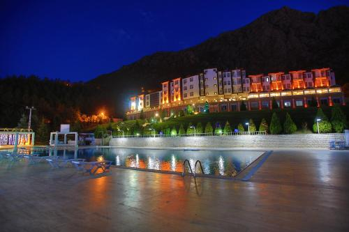 Amasya The Apple Palace tatil