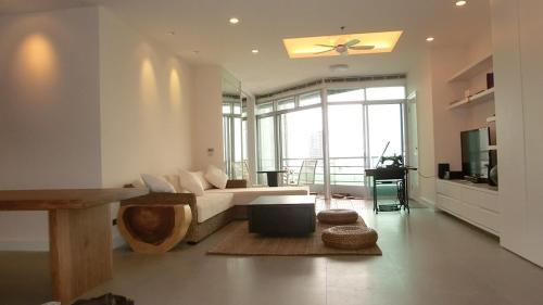 Two Bedroom Riverside Apartment