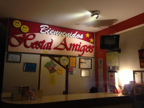 Hostal Amigos Photo