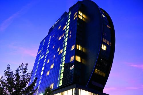 Radisson Blu Hotel Frankfurt photo 13
