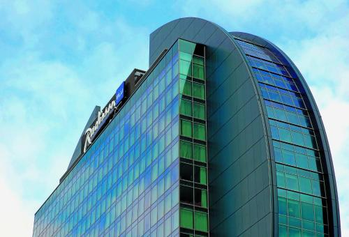 Radisson Blu Hotel Frankfurt photo 16