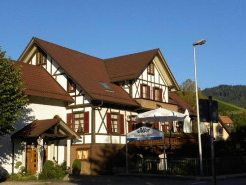 Hotel Restaurant Adler Bhlertal