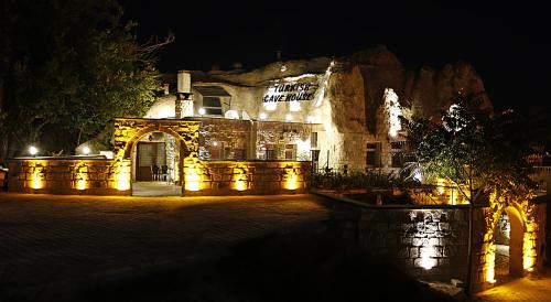 Nevsehir Turkish Cave House indirim kuponu