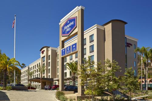 Hampton Inn San Diego Mission Valley Photo