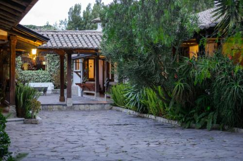 Hotel Hacienda Abraspungo Photo