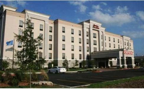 Hampton Inn and Suites Tulsa/Catoosa