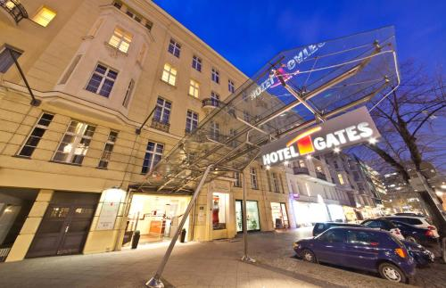 Novum Hotel Gates Berlin Charlottenburg photo 2