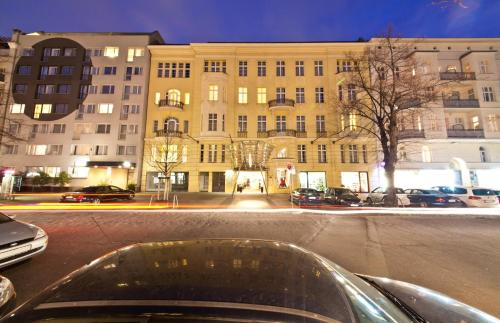 Novum Hotel Gates Berlin Charlottenburg photo 5