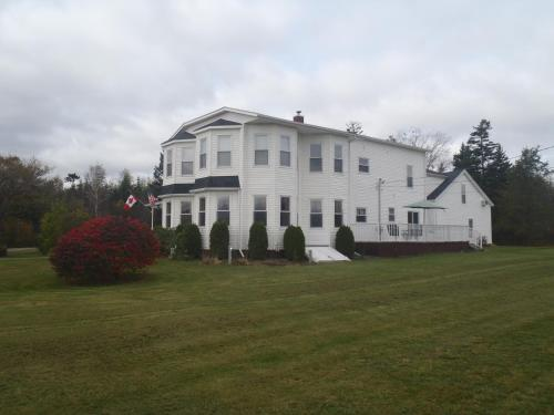 The Parrsboro Mansion Inn Photo