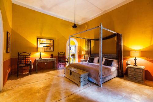 Hotel Hacienda Ticum Photo