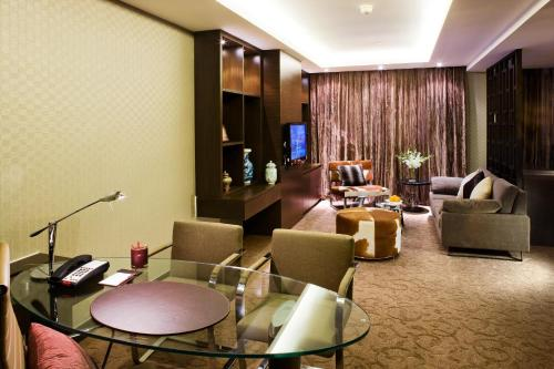 Crowne Plaza Shanghai photo 12