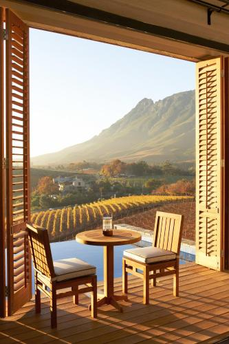 Delaire Graff Lodges and Spa, Franschoek & Stellenbosch, South Africa, picture 26