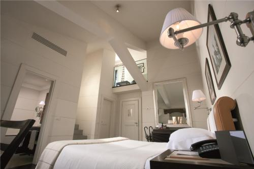 Gallery Hotel Art, Florence, Italy, picture 9