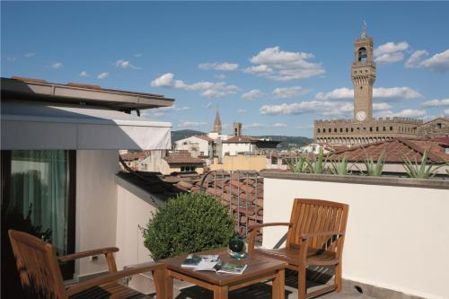 Gallery Hotel Art, Florence, Italy, picture 23