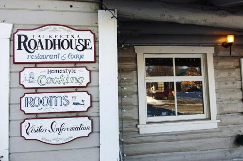 Talkeetna Roadhouse Photo
