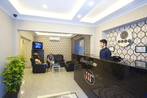İstanbul Hotel The Ferah adres
