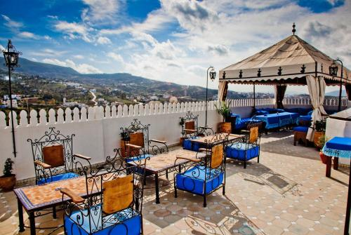 Hotel Dar Mounir Chefchaouen