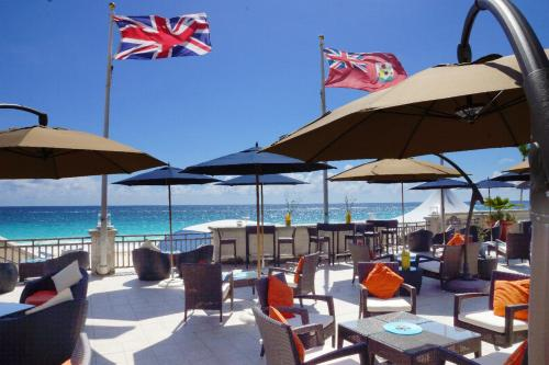 Elbow Beach Bermuda, Mount Pleasant