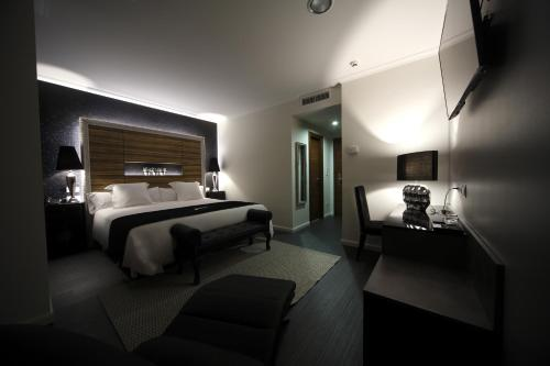 Superior King Room Capitol Boutique Hotel 16