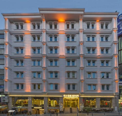 Istanbul Glorious Hotel adres