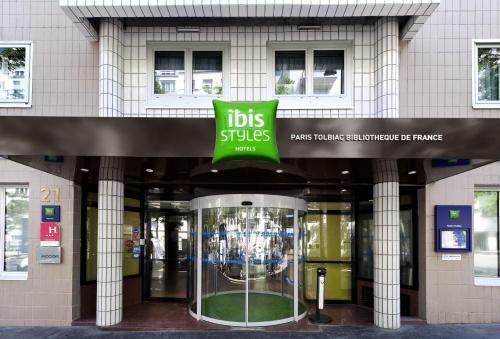 ibis Styles Paris Tolbiac Bibliotheque photo 30