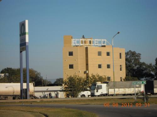 Hotel Llota Queens en Frias Photo