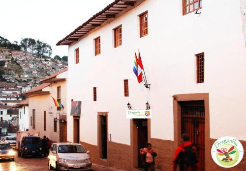 Dragonfly Hostels Cusco Photo