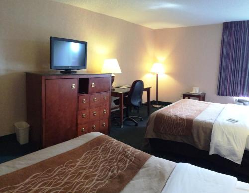 Comfort Inn Virginia Horse Center Photo