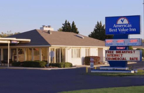 Americas Best Value Inn Salina Salina
