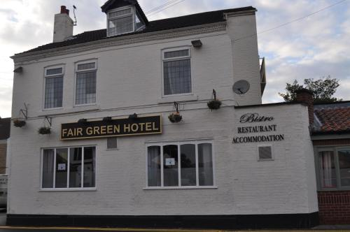 The Fair Green Hotel