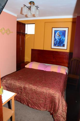 Hostal Virgen de Las Nieves Photo