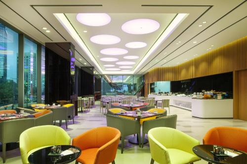 Aloft Seoul Gangnam by Starwood photo 11