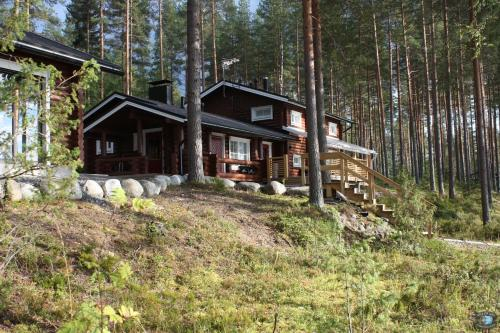 Rock and Lake - Villas & Cottages, Harjunmaa