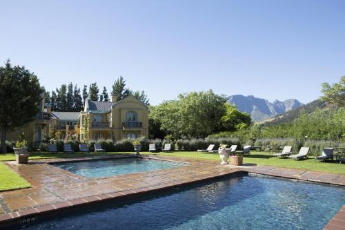 Franschhoek Country House & Villas Photo