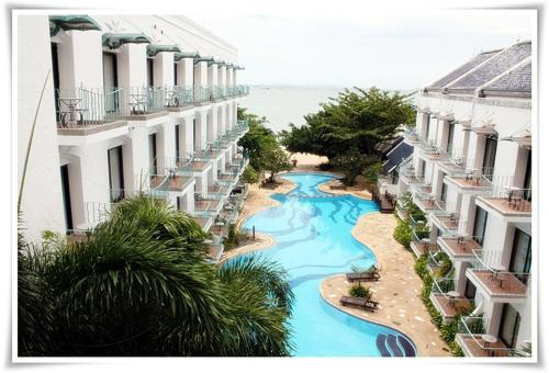 Naklua Beach Resort - pattaya-north -