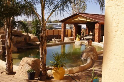 Butterfly B&B - windhoek -