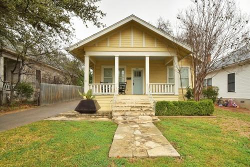 Downtown West Austin House by TurnKey Vacation Rentals