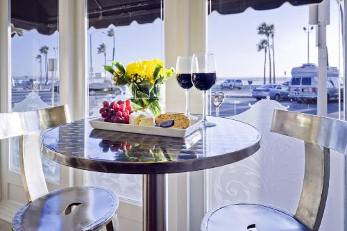 Newport Beach Hotel Photo