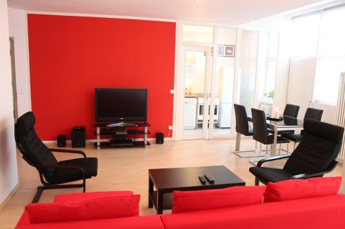 Apartment am Checkpoint Charlie