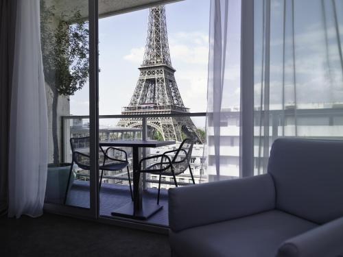 Гостиница «Pullman Paris Tour Eiffel», Париж