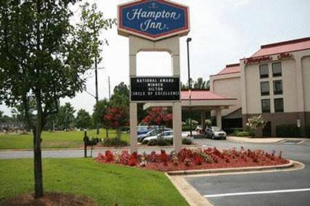 Hampton Inn Rocky Mount Photo