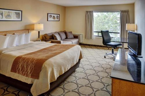 Comfort Inn Orillia Photo