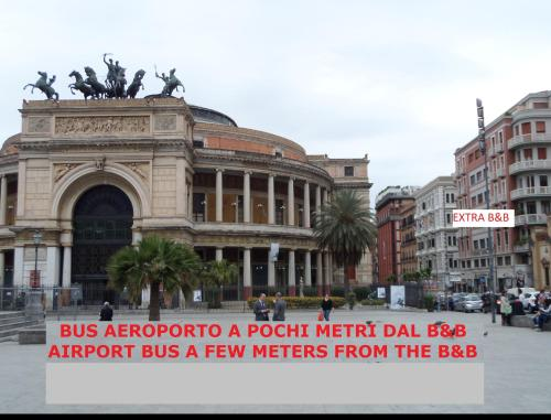 Prezzo Extra Bed and Breakfast Palermo