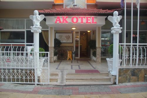 Alanya Ak Hotel rooms