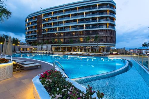 Alanya Michell Hotel & Spa - Adult Only - All Inclusive harita