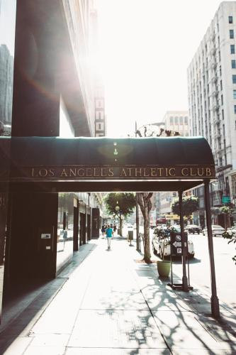 The Los Angeles Athletic Club Photo